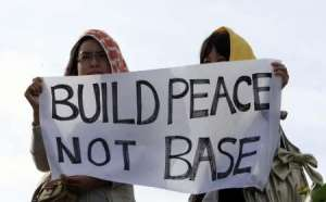 Build Peace not Base-en-Okinawa