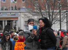 2009.HISF Rally.Andria Hill-Lehrer
