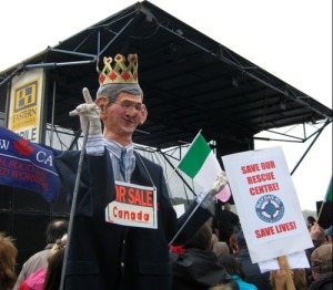 """King Stephen – """"Canada For Sale"""" by Royal Prerogative 