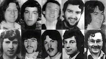TEN HEROES OF AN INVINCIBLE CAUSE – Tiocfaidh ar la! Our Day Will Come! (A slogan of Sinn Féin)