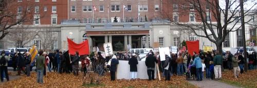 2009.HISF Rally vs Hotel.2