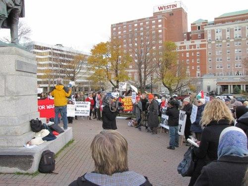 2012.11.17.Halifax.AB speaks at statue