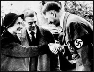 1937.Edward Windsor, Wallis Spencer & Hitler