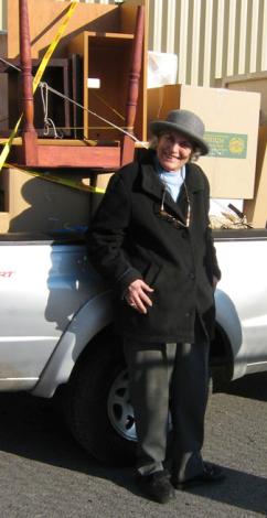 Peggy the Renovator, 2007
