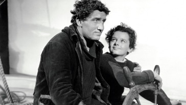 """'Captains Courageous' The Nazis deemed this 1937 classic starring Spencer Tracy and Freddie Bartholomew """"artistically valuable"""" for its story about a spoiled young boy learning the value of sacrifice."""
