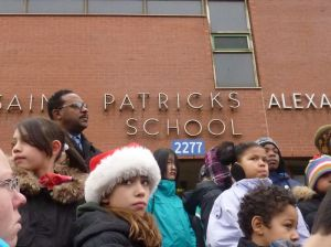 Saint-Patrick's Alexandra School | Moira Peters, Halifax Media Co-op