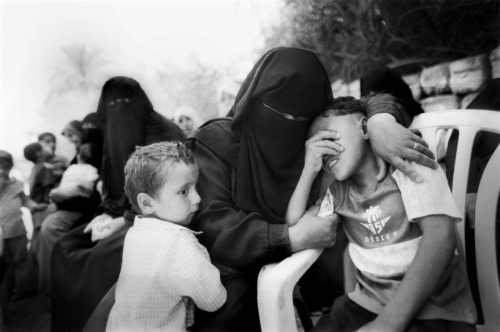 2004.Khan Younis, Gaza Strip, Palestine