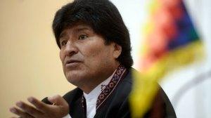 Bolivia's President Evo Morales | AFP Photo / Filippo Monteforte)