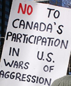 2006.03.18.No to Canada's Participation.Toronto4