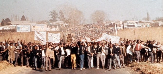 The famous Soweto uprising of youth and students which began on June 16, 1976, led to a renewed wave of resistance amongst black South Africans.