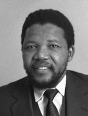 A young Nelson Mandela during his days as a lawyer.