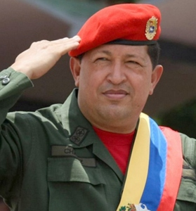 President Hugo Chávez (July 28, 1954-March 5, 2013)