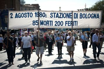 On August 2nd, as every year since 1980, citizens, political organizations, and various institutional representatives marched through the streets of Bologna to remember the massacre that struck the city during the terrible years of US and NATO-organized terrorism.