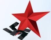 NATO-swastika