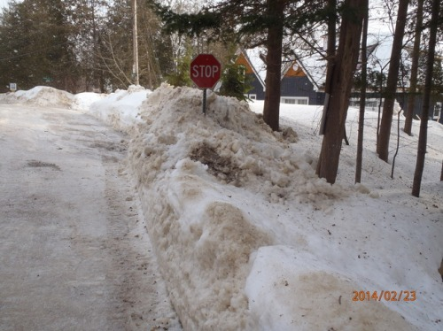 Enough! Meaford, February 23, 2014 | Meg Blake