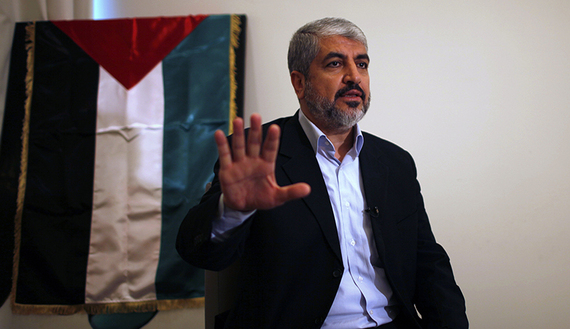 Khaled Meshaal's interview about Israel's war on Gaza ...