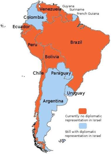 Israel and Latin Ameria