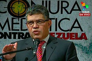 Latin American Journalists Denounce Media Violence against Venezuela