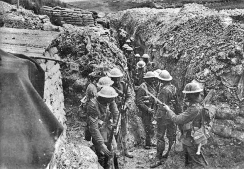trenches-world-war-1