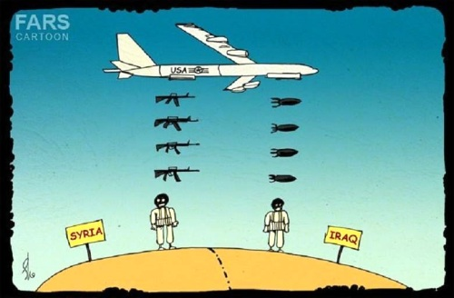 Humanitarian Intervention Iraq and Syria