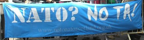 NATO? NO TA