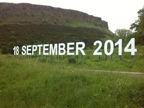 Scotland.18 September 2014