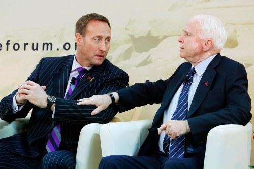 2012.11.McKay-and-McCain-Forum-Pic