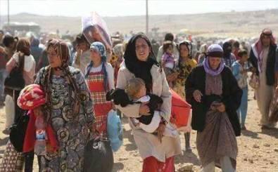 Syrian Kurdish refugees2