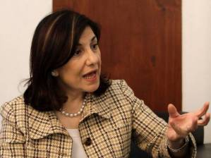 Dr Bouthaina Shaaban | Getty