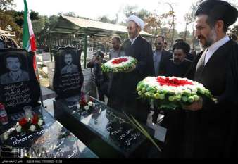 Monument to Jewish Martyrs unveiled in Tehran on Monday