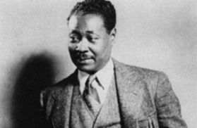 Claude McKay (1889–1948), a key figure in the Harlem Renaissance, a prominent literary movement of the 1920s. He was born and raised in Jamaica.
