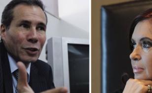 Nisman-and-Kirchner