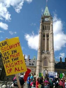 2015.04.18.Bill C-51.Ottawa.Our security