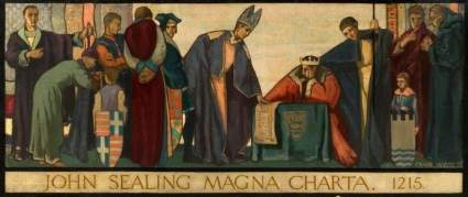 Background to Magna Carta | Tony Seed's Weblog