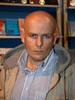 Anti-fascist Ukrainian journalist Oles Buzina, 1969-2015