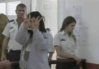 Khalida Jarrar in May 2015