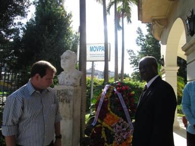 2015.Havana homage to ben barka1