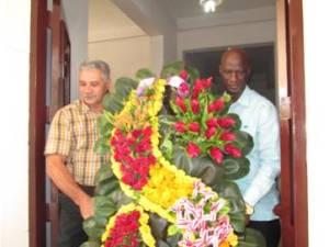 Havana homage to ben barka