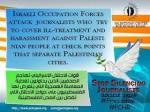 Palestinian journalists icon
