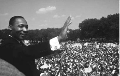 Matin Luther King.Washington