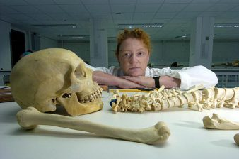Professor Sue Black, the Forensic Adviser to the Malaysian Victims |The Sun, London
