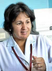 Dr. of Science Rosmari Rodriguez Roche | Benitez Leyva