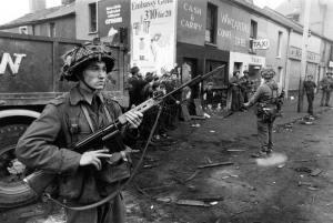 Northern Ireland 1968 | Skepticism.org