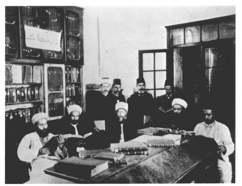 Private Palestinian Libraries in West Jerusalem