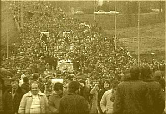 BOBBY SANDS.March-1
