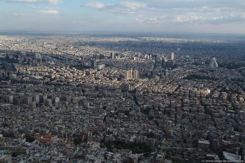 Damascus – a modern, bustling city | Manfred Schweda:thisfabtrek.com
