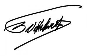 Fidel signature