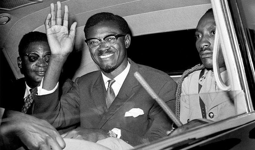 Patrice Lumumba (July 2, 1925–January 17, 1961)