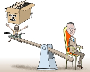 Syria.Made-in-USA
