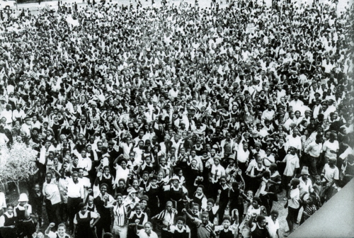 In 1976, students in Black townships around Johannesburg took to the streets in protest against an apartheid law that required them to learn in Afrikaans. This was an injunction that added to an already inferior education as part of the apartheid government strategy to educate Black people for manual labour tasks. The uprising quickly spread to other cities such as Durban, Cape Town and Port Elizabeth and the apartheid government responded with the use of force which saw many youth killed and maimed.